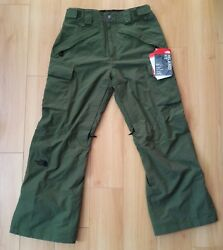 NWT North Face Men's Slasher Cargo Pants Scallion Green Small  Regular $160
