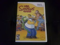 The Simpsons Game [wii] [nintendo Wii] [2007] [complete]
