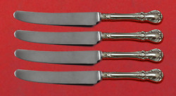 Old Master By Towle Sterling Silver Fruit Knife Set 4-piece Custom Made 7 Hh Ws