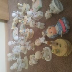 Precious Moments Figurines Lot Of 23