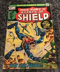 Nick Fury And His Agents Of Shield 1 Higer Grade See The Pics