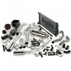04-05 GM 6.6L LLY DURAMAX BANKS POWERPACK SYSTEM EXT/CREW CAB LONG BED.