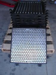 Watts Dead Level Trench Catch Basin Floor Main Drain Stainless Street Grate 24