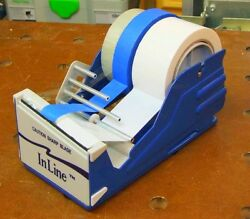 1 2 3 Or 4 Rolls Multi Roll Tape Dispenser 4 Wide Table Shipping Inline Sl7346