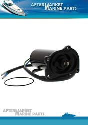 Trim/tilt Motor For 25-50hp Mercury 12v With 2 Wires, Repalces 827675a1