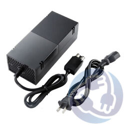 Ac Adapter Power Supply Wall Charger Cord Cable Brick For Xbox One Original
