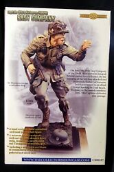 101st Airborne Easy Company Statue 1/6 Scale Limited Edition New 2007 Amricons