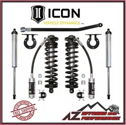 Icon 2.5-3 Coilover System Stage 2 For 2005-2016 Ford F250 F350 Super Duty