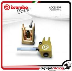 Brembo Racing X9849b0 - Kit Click By Wire Remote Adjuster Pour Pompe Radial