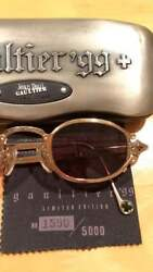 Jean Paul GAULTIER Premium Vintage sunglasses '99 World Special From JAPAN FS