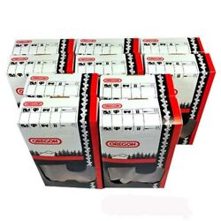 Oregon 18 91vxl062g 10-pack Dl 62 Pitch 0.375 Gauge .050 Chainsaw Chain