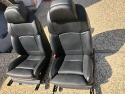 2009-2014 BMW F01 F02 LEATHER SEAT 750i 750Li 740i 740Li B7 750 HEATED + AC