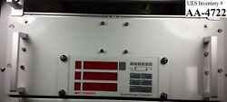 Amat Applied Materials 9090-91685 Active Gauge Controller Rack D38661000 Used