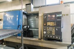 Year 2000 Hitachi Seiki HT30J CNC Lathe - Good working order! Up to 3 available