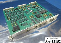 Thermo Noran 170a141807 I/o/m Bd 700p135927 Amat Semvision Cx Used Working