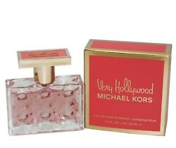 Very Hollywood by Michael Kors for Women's EDP Spray 1.0 oz30 ml New In Box