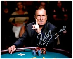 Robert Duvall Signed Autographed And039lucky Youand039 8x10 Photo