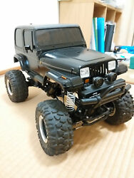 Tamiya Rc Cr 01 Jeep Wrangler Out Of Print Item Vintage Rare From Japan F/s