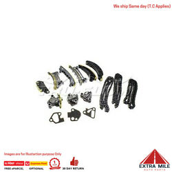 Timing Chain Kit With Gears For Holden Crewman Vz Cross 6 3.6l Ttck30