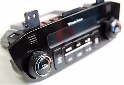 A/c Ac And Heater Auto Control Unit Assy For Kia Sportage 2011 2013