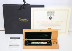 Parker Duofold Norman Rockwell Limited Edition 1711/3500