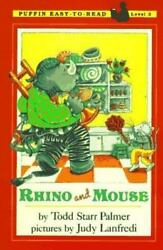 Rhino and Mouse by Todd S. Palmer
