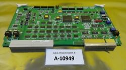 Nikon 4s018-751 Relay Driver Pcb Card Lmdrvx4 Nsr-s205c System Used Working