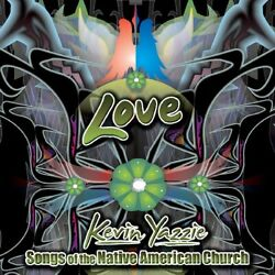 Kevin Yazzie - Love Songs Of The Native American Church [new Cd]