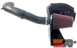 Kandn Air Intake System For Fipk Ford F-series Superduty V10-6.8l 2005-06 57-2567