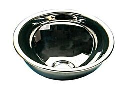 Barka Hand Wash Sink Stainless Steel Oval 380x305mm