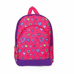 Durable Backpack for Kids Boy Girl Styles Traveling School Large 16 Size 16 x 5