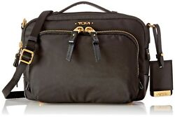 Flight Bag Tumi Women's Voyageur Luanda Black Lightweight Durable