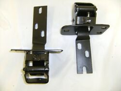 47 48 49 50 51 52 53 54 Chevy Truck Rh Right Hand Door Hinges Upper And Lower New