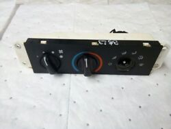 Climate Control Panel Temperature Control LHD Without AC Fits 99-05 WRANGLER 505