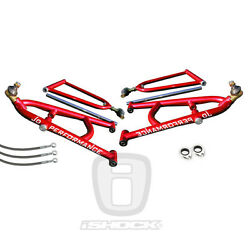 Jd Performance Long Travel A-arms Brake Lines And Clamps Yamaha Yfz 450r