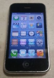 Apple Iphone 3gs 16gb White Atandtgsm Unlocked - Bad Volume Buttons - Read Below