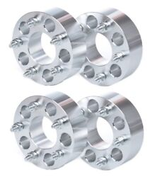 4x 1.5 Thick 6x135 To 6x135 Wheel Spacers Adapters Ford Lincoln Suv Trucks 14x2
