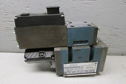 Bosch 0831006003 Hydraulic Proportional Directional Control Valve W/ 0811404042