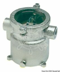 Osculati Special Water Cooling Filter Nickelplated Rina 21/2