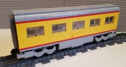 Lego Train Custom Union Pacific F7 Passenger Car -not Available At This Time-