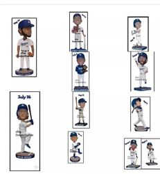 New Mlb Los Angeles Dodgers 2017 Complete Set 11 Bobbleheads