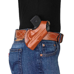 Desantis Quick Snap Holsters for Kel Tec P3AT and Ruger LCP 380 pistols with Cri