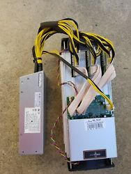 Antminer S9 Pre-owned   14.0th/s   W/apw3++   Same-day Priority Shipping