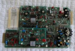 Bently Nevada 2 Plane Vibration Monitor Card W/front Panel And Signal Module