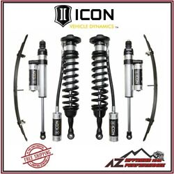 Icon Vehicle Dynamics 0-3 Stage 4 Suspension System For 2007-2020 Toyota Tundra