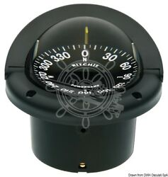 Ritchie Helmsman Built-in Compass 3 Inches 3/4 White/whit