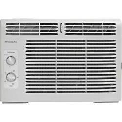 115V Window Mounted Compact Air Conditioner Cooler Mechanical Controls Fan Home