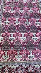 Persian  Style  Rug One of a Kind  Multi  Color  Handmade Runner