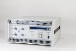 Spirent Sr5500m Wireless System Rf Channel Emulator As-is - See Details