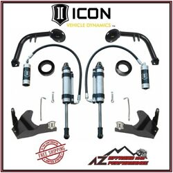 Icon S2 Secondary Shock System Stage 3 For 10-21 Toyota 4runner K53123